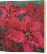 Holiday Wood Print