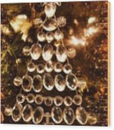 Holiday Shine 1 Wood Print