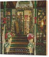 Holiday Treasured Wood Print