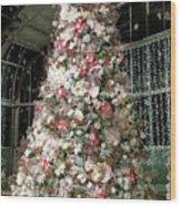 Holiday Tree Wood Print