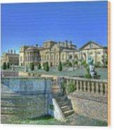 Holkham Hall Wood Print