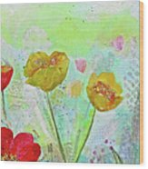 Holland Tulip Festival II Wood Print