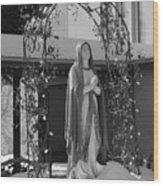 Holy Trinity Catholic Church Wood Print