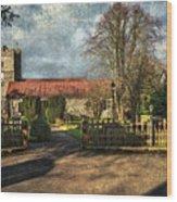 Holy Trinity Church Cookham Wood Print