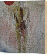 Homage To Dada Wood Print