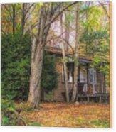 Home Sweet Home 1945 Wood Print
