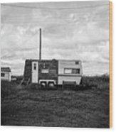 Home Sweet Home North Rustico Prince Edward Island Wood Print