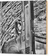 Homeland Security Wood Print