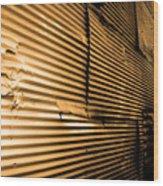 Hometown Pt.5 Wood Print
