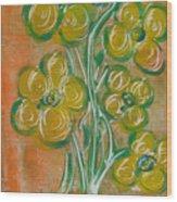 Homey Wood Print