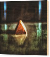 Hommage Au Toblerone Wood Print