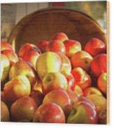 Honey Crisp #205 Wood Print