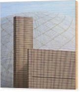 Hong Kong Architecture 13 Wood Print