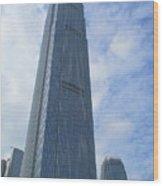 Hong Kong Architecture 48 Wood Print