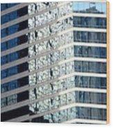 Hong Kong Architecture 64 Wood Print