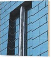 Hong Kong Architecture 66 Wood Print