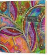 Hope Springs Anew Wood Print