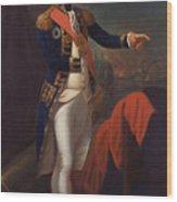 Horatio Nelson - Viscount Nelson Wood Print