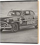 Hornet On Daytona Beach Wood Print