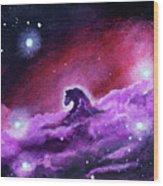 Horsehead Nebula 1 Wood Print