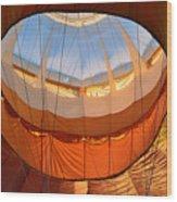 Hot Air Ballon 5 Wood Print