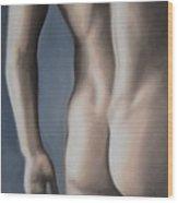 Hot Buns Wood Print by Jindra Noewi