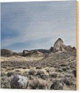 hot springs day-2367-2-R2. Wood Print