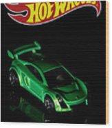 Hot Wheels Mastretta Mxr Wood Print