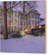 Hotel Karel V In Utrecht 12 Wood Print