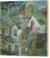 House In Gorham Wood Print