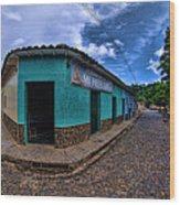 House Of Altagracia De Orituco Wood Print