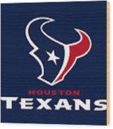 Houston Texans Wood Print