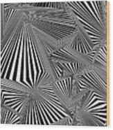 Htrofogylmirg Wood Print