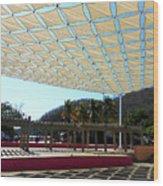 Huatulco 1 Wood Print