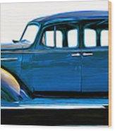 Hudson Terraplane 1938 Wood Print