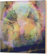Hula Waiona Wood Print