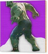 Hulk Collection Wood Print