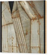 Hull Detail Wood Print