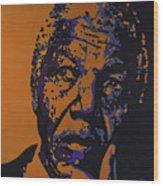 Humanity Wood Print