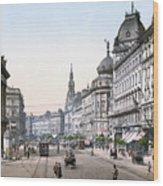 Hungary: Budapest, C1895 Wood Print