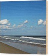 Huntington Beach South Carolina Wood Print