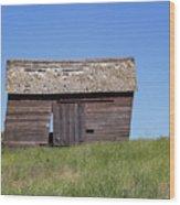 Hwy 2-3266 Wood Print