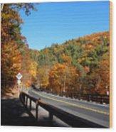 Hwy 23a 4 Wood Print