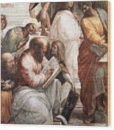 Hypatia Of Alexandria, Mathematician Wood Print
