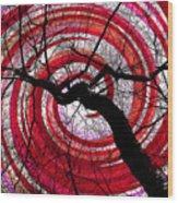 Hypnotic Nature Wood Print