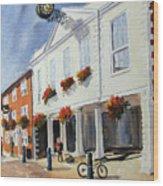 Hythe Town Hall Wood Print