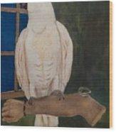I  Am  Bird Wood Print