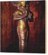 I Dream Of Genie Wood Print