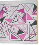 I Remember 1957 Wood Print