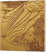 I See - Tile Wood Print